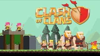 getlinkyoutube.com-Clash of Clans - Love Story
