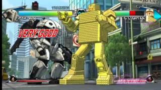 getlinkyoutube.com-Tatsunoko vs. Capcom: Ultimate All Stars - Supers Exhibition