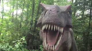 getlinkyoutube.com-Dinosaurierpark Münchehagen