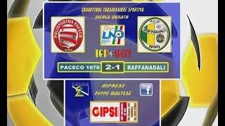 RV PACECO   RAFFANADALI 2 -1