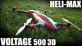 getlinkyoutube.com-Heli-Max Voltage 500 3D | Flite Test