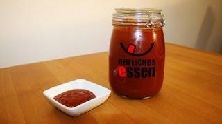 getlinkyoutube.com-REZEPT: BBQ SAUCE / WESTERN SAUCE EINFACH zu Hause selber machen