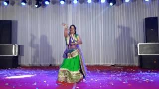 Mahila sangit dance of 2016