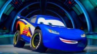 getlinkyoutube.com-CARS ALIVE! Cars 2 Gameplay -Lightyear Lightning Battle Race on Casino Sprint