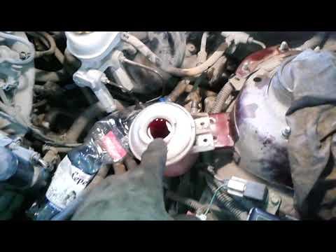 Расположение гидроусилителя руля в Chevrolet Каптива