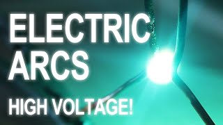 getlinkyoutube.com-Lethal Electric Arcs (MOT Jacobs ladder)