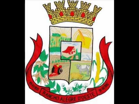 Hino de Rancho Alegre d'Oeste - PR