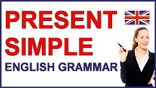 getlinkyoutube.com-Present Simple verb tense | Present simple English verb