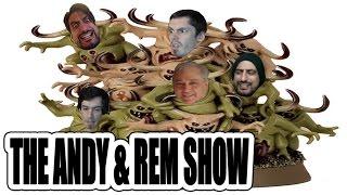 getlinkyoutube.com-Tremendous Damage, Guest Mc1gamer - Andy & Rem Show #16 (Warhammer Age Of Sigmar)