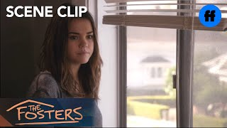 getlinkyoutube.com-The Fosters | Season 1: Episode 12 Clip: Brandon & Callie Reunion| Freeform