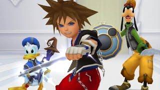 getlinkyoutube.com-Kingdom Hearts Re: Chain of Memories All Cutscenes (Sora Edition) Game Movie 1080p
