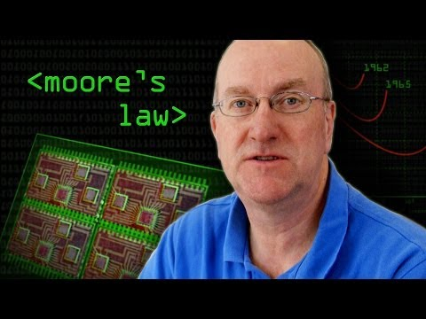 Is it the End for Moore's Law? - Computerphile