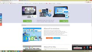 How to download Digital tutor videos using Allavsoft software