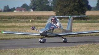 """getlinkyoutube.com-""""Le CRICRI à 293 Km/h"""".Meeting aérien de Coulommiers 2012:"""""""
