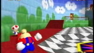 getlinkyoutube.com-Super Mario 64: ROM Corruption