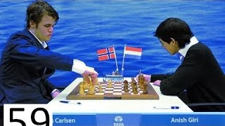 getlinkyoutube.com-16 year old beats Carlsen in 22 moves