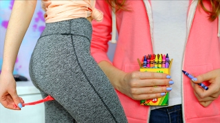 14 DIY CLOTHING LIFE HACKS You've NEVER Seen Before!