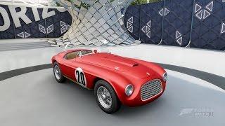 getlinkyoutube.com-Forza Horizon 3: Barn Find #8 Ferrari 166mm Barchetta