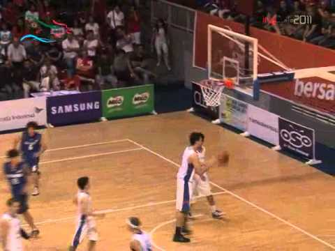 BOLA BASKET 18 11 2011 SEA GAMES 2011