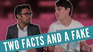 Guys Guess Women Facts: 2 Facts & A Fake