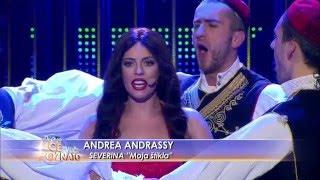 getlinkyoutube.com-Andrea Andrassy kao Severina: Moja štikla