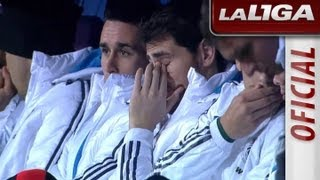 getlinkyoutube.com-Resumen de Málaga CF (3-2) Real Madrid - HD