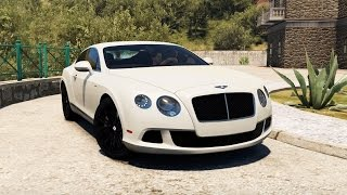getlinkyoutube.com-Forza Horizon 2 - Bentley Continental GT Speed - Let's Drive