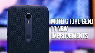 getlinkyoutube.com-Moto G (3rd Gen): 11 New Improvements