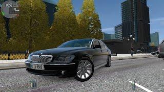 getlinkyoutube.com-City Car Driving 1.5.3 BMW 760Li E66 [G27]
