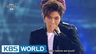 getlinkyoutube.com-INFINITE - BAD [2015 KBS Song Festival / 2016.01.23]