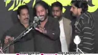 getlinkyoutube.com-Zakir Malik Sajid Husain Rukan majlis 26 safar 2014 at Bashna Gujrat
