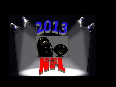 2013 NFL Draft Wrap-Up - Pittsburgh Steelers