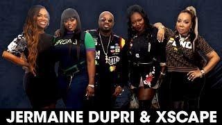 Jermaine Dupri & Xscape Talk So So Def Reunion Tour, Reconciliation & More width=