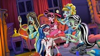 """getlinkyoutube.com-Monster High - Temporada 4 - Español Latino """"Episodios Completos"""""""