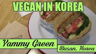 getlinkyoutube.com-VEGAN FOOD IN KOREA 3# | Yammy Green, Busan - BEST FRENCH FRIES IN THE WORLD