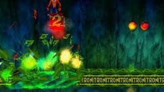 getlinkyoutube.com-Crash Bandicoot 2 (Master Quest Mod) - Snow Go Death Route Teaser v2