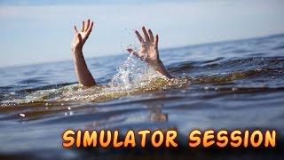 getlinkyoutube.com-Don't Wanna Drown! | Simulator Session #1