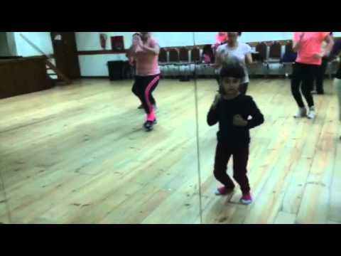 ZUMBA Kids ® by Betty Freitas V.do Conde uma big star a dar