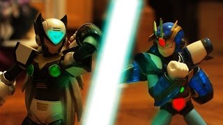 getlinkyoutube.com-Megaman X Stop Motion 2: Ultimatum