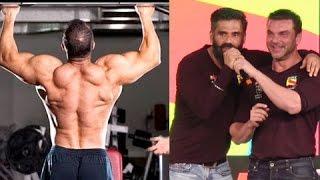getlinkyoutube.com-Sohail Khan's Workout Tips On How To Make A Body Like Salman Khan