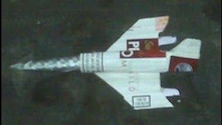 getlinkyoutube.com-Mainan Pesawat dari Bungkus Rokok