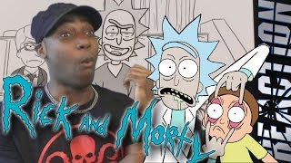 Defendant Rick and Judge Morty REACTION!