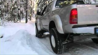 getlinkyoutube.com-Arctic Trucks Finland Toyota HiLux AT35