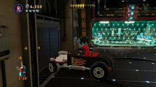 LEGO Marvel Super Heroes 100% Guide #5 - Rebooted, Resuited (All 10 Minikits, Stan Lee in Peril)