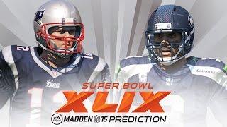 getlinkyoutube.com-Super Bowl Predictions: Seattle Seahawks vs New England Patriots in 2015 Super Bowl