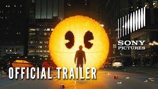 getlinkyoutube.com-Pixels - Official Trailer (HD) - Summer 2015