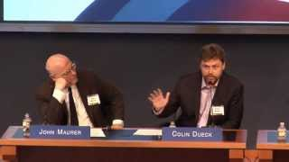 getlinkyoutube.com-CSF 2013 | Panel Discussion: U.S. Grand Strategy: Intended and Actual Outcomes