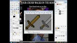 getlinkyoutube.com-[HD] How to make your own minecraft mod/texture pack! (the easy way)
