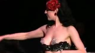 getlinkyoutube.com-Dita Von Teese.  sexy dance strip