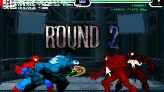 getlinkyoutube.com-spiderman & venom vs  carnage & symbiote spiderman